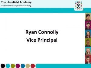Ryan Connolly Vice Principal GCSE Results Highest Achievers