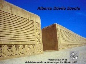 Alberto Dvila Zavala Arte Colonial Peruano Escuela Italiana