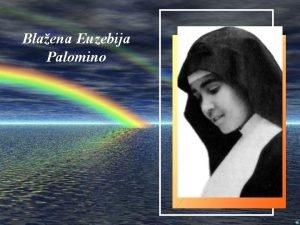 Blaena Euzebija Palomino Dua bez molitve jest kao