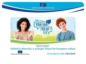 Comit Econmico y Social Europeo Comit Econmico y