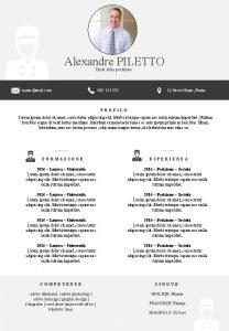 Alexandre PILETTO Titolo della posizione namemail com 000