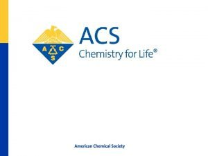 American Chemical Society Nomenclature Terminology and Symbols Committee