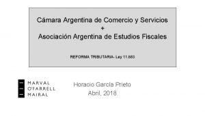 Cmara Argentina de Comercio y Servicios Asociacin Argentina