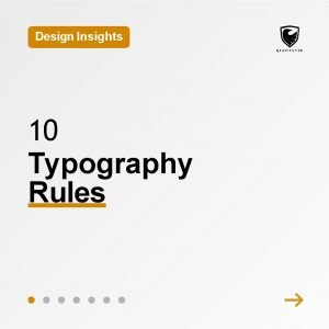 Design Insights 10 Typography Rules Design Insights Use