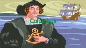 Columbus Christoffer Columbus Baggrund Columbus er fdt i