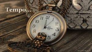 Tempo BIAJOVA SLIDES O tempo de Deus diferente