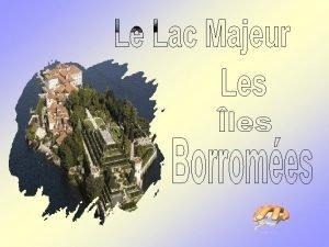 Le lac Majeur est un lac italosuisse situ