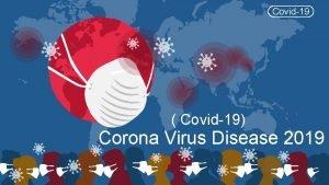 Covid19 Covid19 Corona Virus Disease 2019 Alifa Aulya