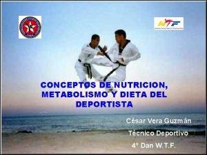 CONCEPTOS DE NUTRICION METABOLISMO Y DIETA DEL DEPORTISTA
