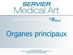 Un service mdical propos par Organes principaux Utilisation