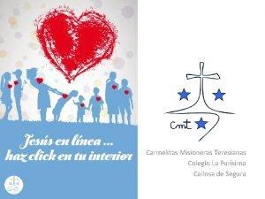 Carmelitas Misioneras Teresianas Colegio La Pursima Callosa de