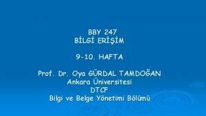 BBY 247 BLG ERM 9 10 HAFTA Prof