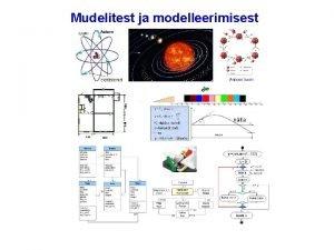 Mudelitest ja modelleerimisest nita Mudel on reaalse vi