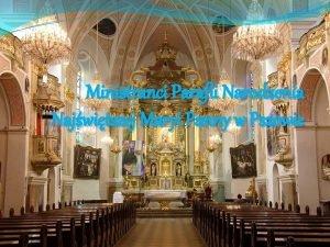 Ministranci Parafii Narodzenia Najwitszej Maryi Panny w Pszowie