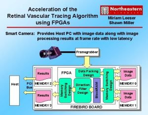 Acceleration of the Retinal Vascular Tracing Algorithm using