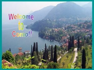 Como is a city in Lombardy 45 kilometres