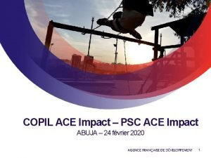 COPIL ACE Impact PSC ACE Impact ABUJA 24