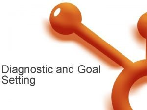 Diagnostic and Goal Setting Nice to Meet You