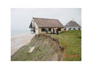Coastal Erosion Hydrological Sea Level Rise Meteorological Storms