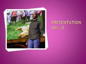 Understand why schools ask students to give presentations