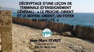DCRYPTAGE DUNE LEON DE TERMINALE DENSEIGNEMENT GNRAL LE