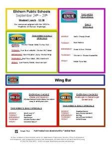 Elkhorn Public Schools September 24 th 28 th
