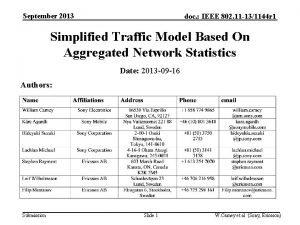 September 2013 doc IEEE 802 11 131144 r
