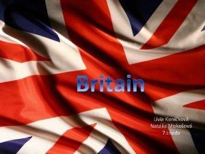 Lvia Konkov Natlia Mokoov 7 trieda q Britain