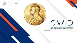 Laureaci Nagrody Nobla 2019 fizyki Nagroda Nobla w