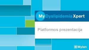 Platformos prezentacija Platformos prezentacija Platformoje kas mnes yra
