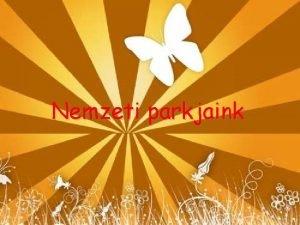Nemzeti parkjaink Aggteleki Nemzeti Park F tmegt tengeri