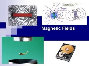 Magnetic Fields Magnetism on the Atomic Level Magnetic