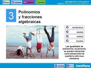 INICIO 3 ESQUEMA INTERNET ACTIVIDAD MATEMTICAS 4 ESO