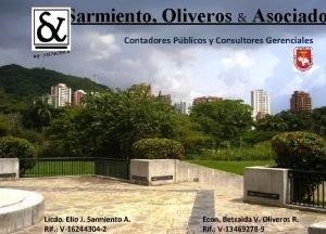 Sarmiento Oliveros Asociado Contadores Pblicos y Consultores Gerenciales