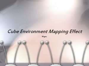 Cube Environment Mapping Effect Mgun Cube Environment Mapping