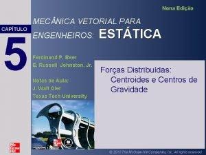 Nona Edio MEC NICA VETORIAL PARA CAPTULO 5