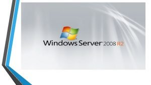 Microsoft Windows Server 2008 est diseado para ofrecer