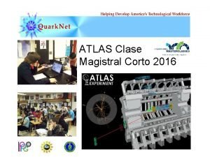 ATLAS Clase Magistral Corto 2016 The LHC and