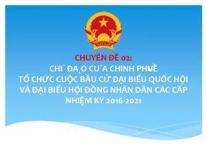 CHUYN 02 CHI A O CU A CHI