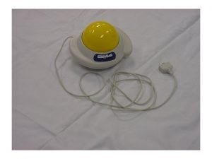 Ball Mouse Item 100 Adaptive mouse for use