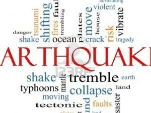 Earthquakes Earthquakes are unpredictable and can occur at