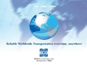 About BDG Established in 1983 Currently BDG employs