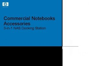 Commercial Notebooks Accessories 3 in1 NAS Docking Station
