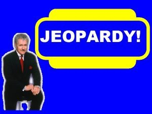 JEOPARDY Graphing Solving using Square Roots Solving by