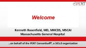 Institutional Logo Pulmonary Embolism Welcome Crisis and Opportunity