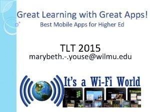 Great Learning with Great Apps Best Mobile Apps