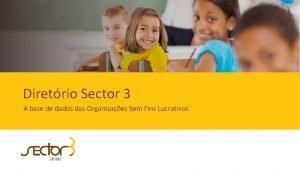 Diretrio Sector 3 A base de dados das
