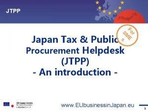 JTPP Topic 1 Topic 2 Topic 3 Topic