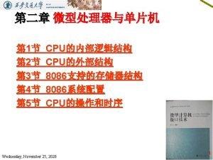 Wednesday November 25 2020 4 80868088 CPU Wednesday