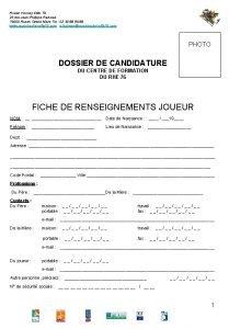 Rouen Hockey Elite 76 25 rue JeanPhilippe Rameau